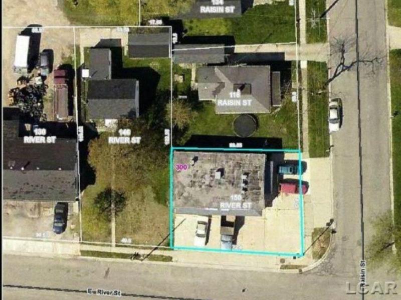 150 E RIVER Deerfield, MI 49238 by Goedert Real Estate - Adr $49,000