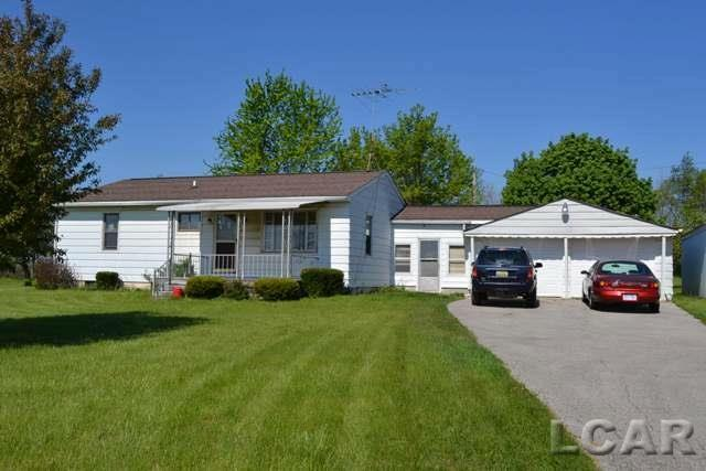 4961 N Raisin Center Hwy. Tecumseh, MI 49286 by Howard Hanna Real Estate Services-Tecumseh $109,900