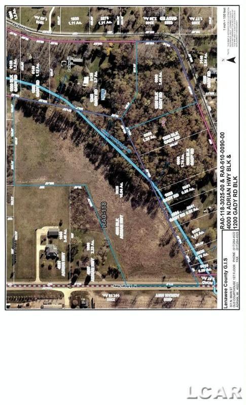 1200 Gady Rd Block Tecumseh, MI 49286 by The Vanetten Company $16,000