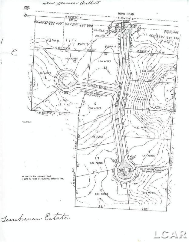 Lot 13 Terrehaven Estates Adrian, MI 49221 by Xsell Realty $20,000