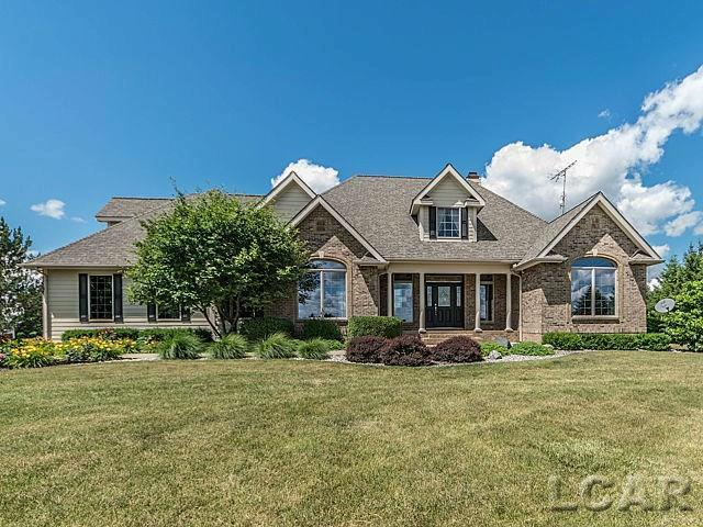 12540 Slee Road Manitou Beach, MI 49253 by Howard Hanna Real Estate Services-Adrian $750,000
