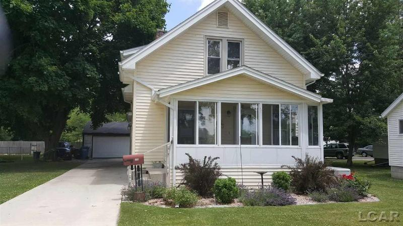 321 Cherry Street Blissfield, MI 49228 by Howard Hanna Real Estate Services-Adrian $139,900