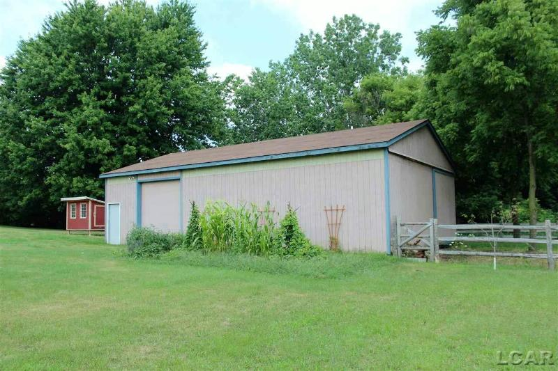 12121 Matthews Hwy Clinton, MI 49236 by The Wagley Group $229,900