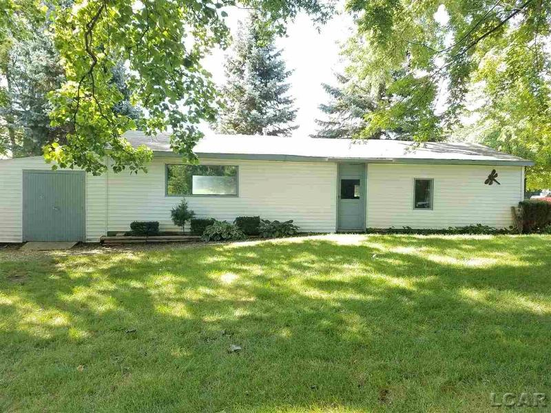 502 Adrian Tecumseh, MI 49286 by Howard Hanna Real Estate Services-Tecumseh $139,900