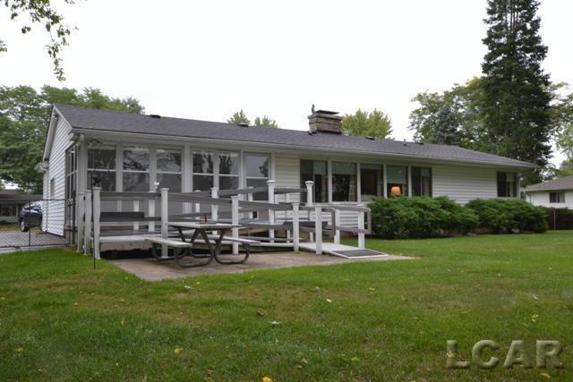 200 Burt Street Tecumseh, MI 49286 by Howard Hanna Real Estate Services-Tecumseh $145,000