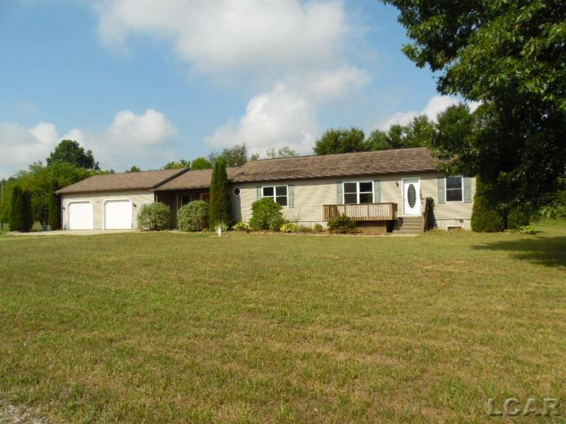 2584 E VALLEY RD Adrian, MI 49221 by Goedert Real Estate - Adr $119,000