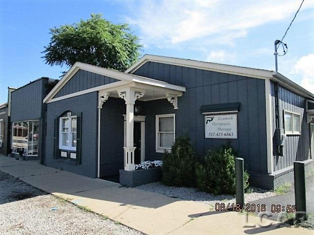 120 N Evans Tecumseh, MI 49286 by Howard Hanna Real Estate Services-Tecumseh $119,000
