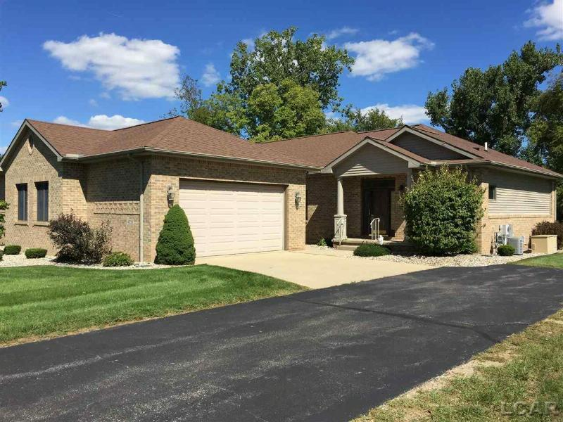 4230 Evergreen Road Adrian, MI 49221 by The Wagley Group $179,900