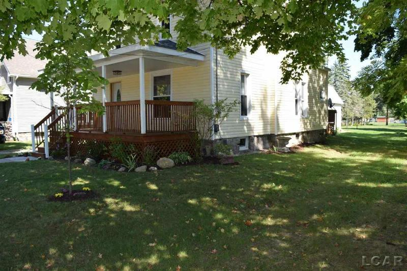213 S Main St. Onsted, MI 49265 by Irish Hills Realty $122,500