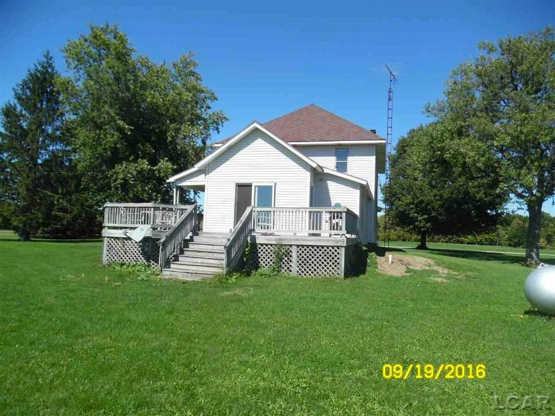 8379 Beamer Road Blissfield, MI 49228 by Howard Hanna Real Estate Services-Adrian $189,900