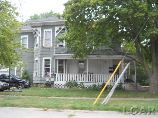 124 S OTTAWA ST Tecumseh, MI 49286 by Goedert Real Estate - Adr $89,900