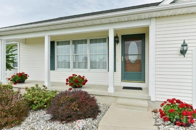 1048 W Russell Tecumseh, MI 49286 by Howard Hanna Real Estate Services-Tecumseh $224,900