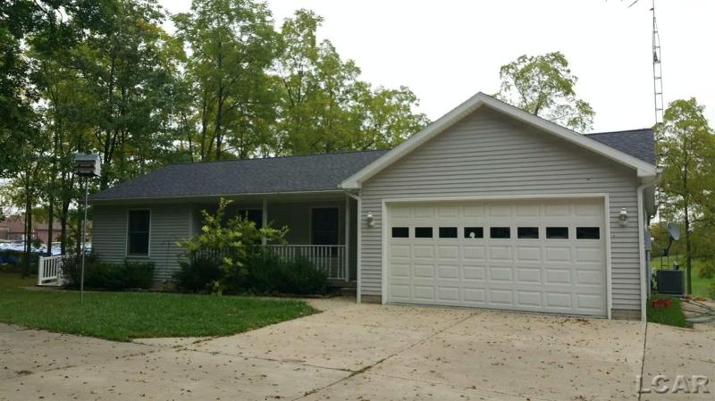 5001 Round Lake Highway Manitou Beach, MI 49253 by Howard Hanna Real Estate Services-Mb $325,000