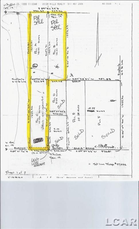 12000 burton Manitou Beach, MI 49265 by Irish Hills Realty $180,000
