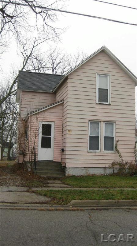 551 Tabor Street Adrian, MI 49221 by Howard Hanna Real Estate Services-Mb $29,900