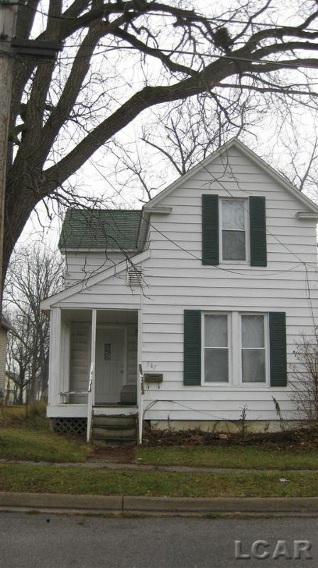 547 Tabor Street Adrian, MI 49221 by Howard Hanna Real Estate Services-Mb $25,000