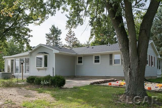 132 Pleasant Drive Tecumseh, MI 49286 by Charles Reinhart Co. $199,900