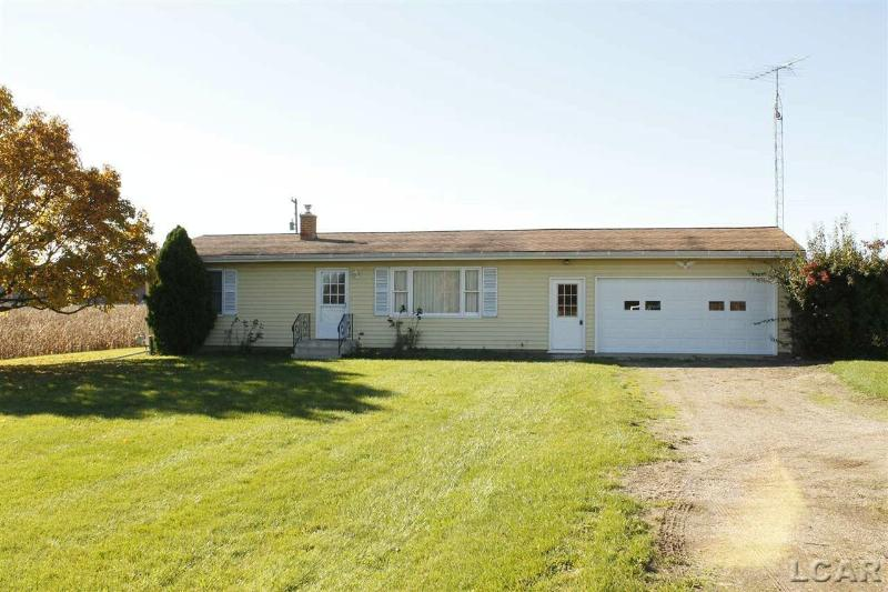 3700 Bent Oak Highway Adrian, MI 49221 by Living In Lenawee Realty, Llc $94,875