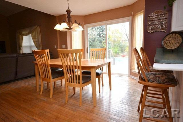 1509 Wind Dancer Trail Tecumseh, MI 49286 by Howard Hanna Real Estate Services-Tecumseh $238,900