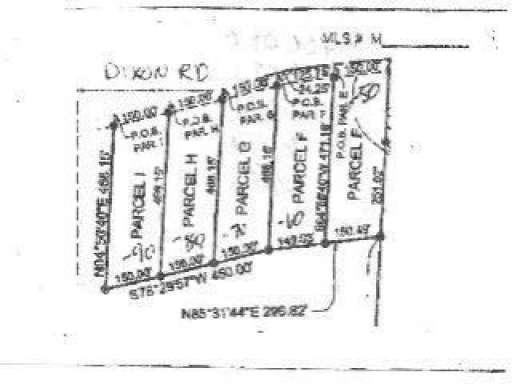 0 DIXON RD Monroe, MI 48161 by Gerweck Real Estate $59,900