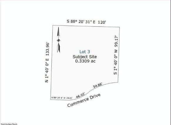 0 COMMERCE DRIVE Temperance, MI 48182 by Home Buyers Marketing Ii, Inc $49,900