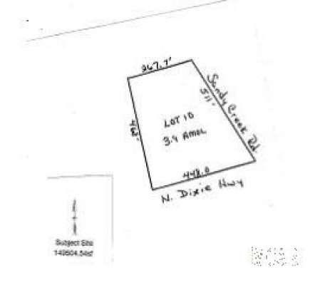 0 N DIXIE HWY Monroe, MI 48162 by Berkshire Hathaway Hudkins Realtors $192,150