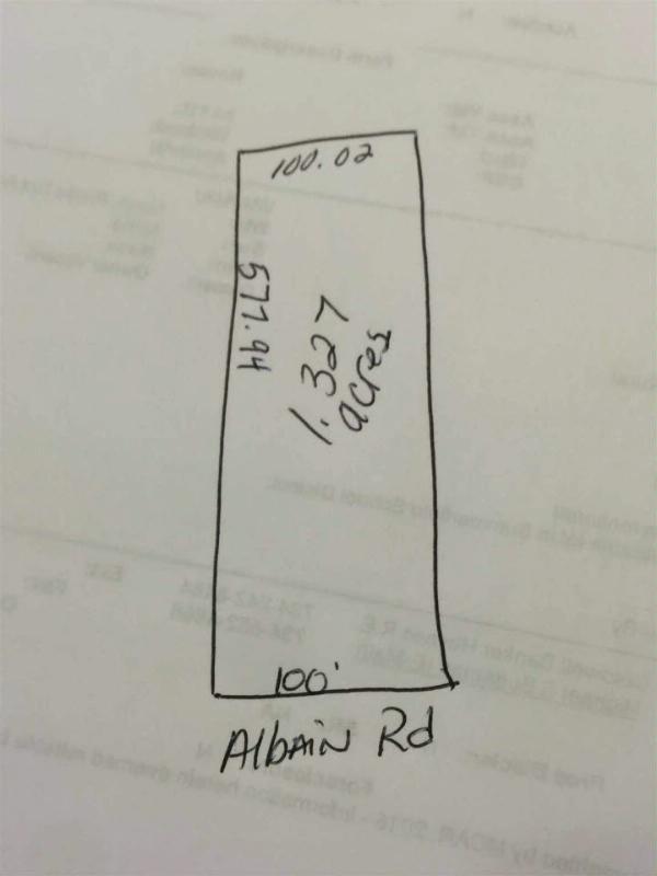 14300 ALBAIN RD Petersburg, MI 49270 by Gerweck Real Estate $36,000
