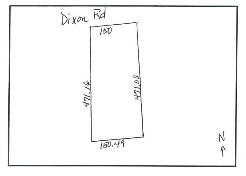 0 DIXON RD Monroe, MI 48161 by The Danberry Company $50,000