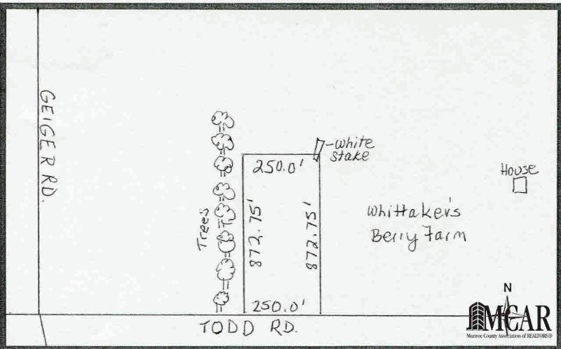 1 TODD RD 01403 Ida, MI 48140 by Howard Hanna $75,000