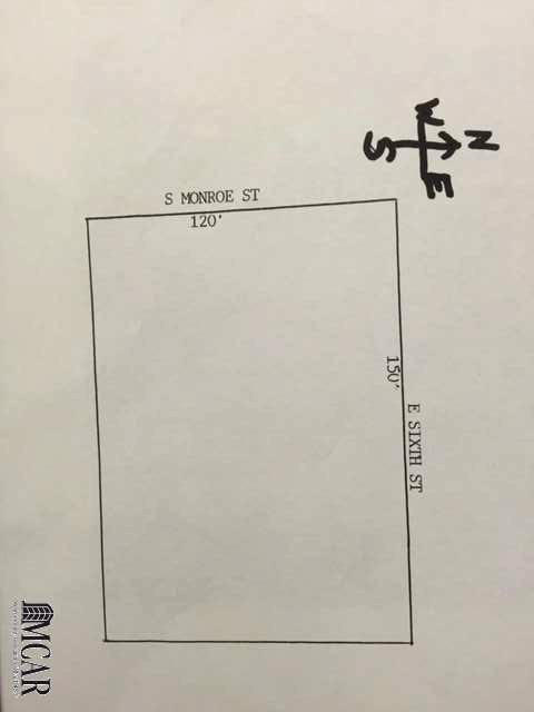 601 S MONROE STREET Monroe, MI 48161 by Berkshire Hathaway Hudkins Realtors $299,500