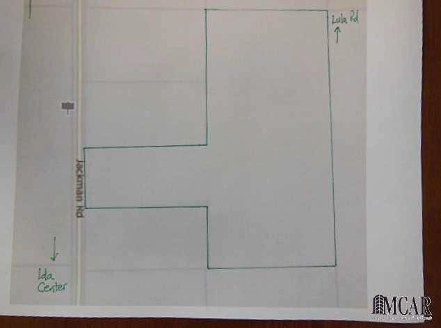 0 JACKMAN RD Ida, MI 48140 by Vandergrift Company $128,000