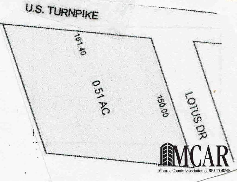 0 LOTUS/DIXIE Erie, MI 48133 by Gerweck Real Estate $19,900