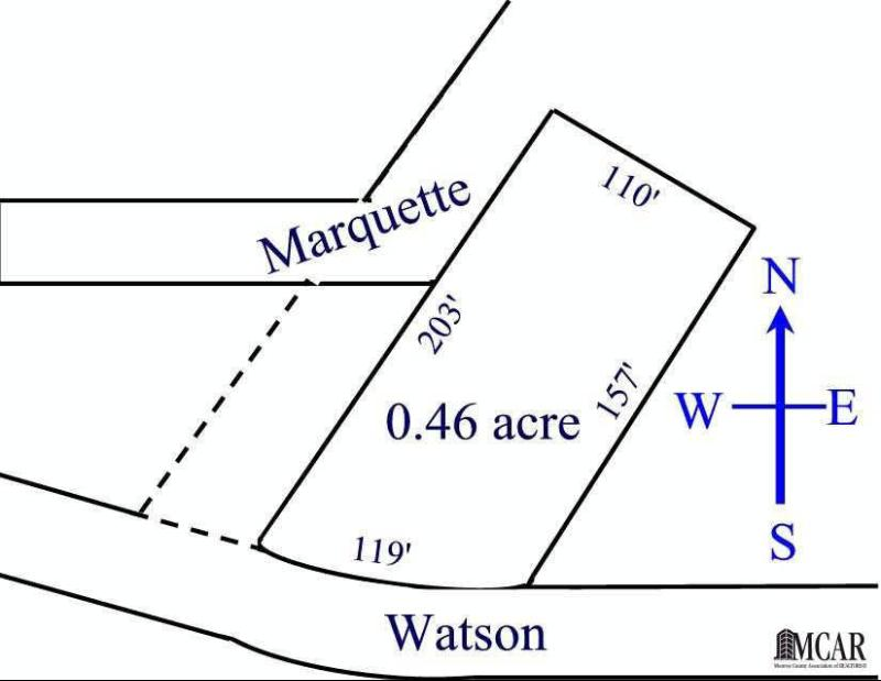 WATSON BLVD Erie, MI 48133 by Real Estate Solutions/Mi, Llc $6,900