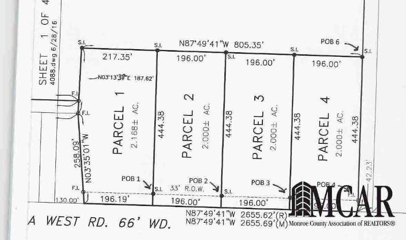 2 IDA WEST ROAD Ida, MI 48140 by Real Estate Solutions/Mi, Llc $39,900