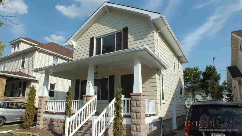 136 MICHIGAN AVENUE Monroe, MI 48162 by Real Estate Solutions/Mi, Llc $99,449