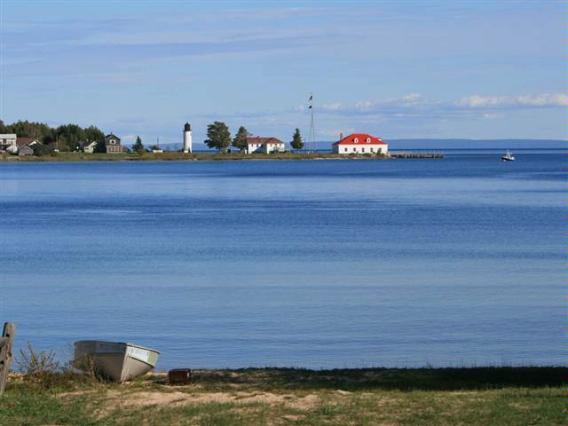 Kings HWY and Sloptown RD,  Beaver Island, MI 49782 by Harbor Sothebys International Realty $1,995,000