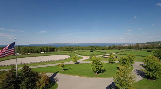 5251 Charlevoix Road,  Bay Harbor, MI 49770 by Harbor Sothebys International Realty $5,900,000