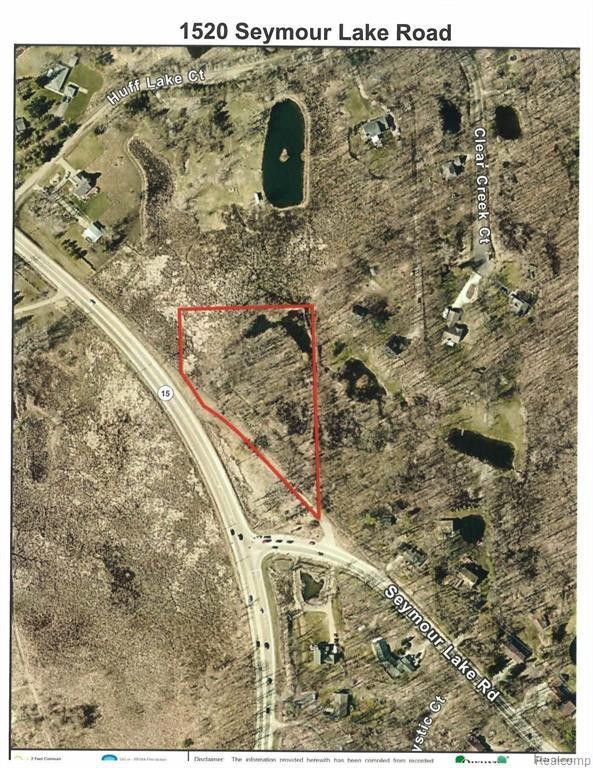 1520  Seymour Lake Rd,  Ortonville, MI 48462 by Wilhelm & Assoc Inc, Realtor® $249,900