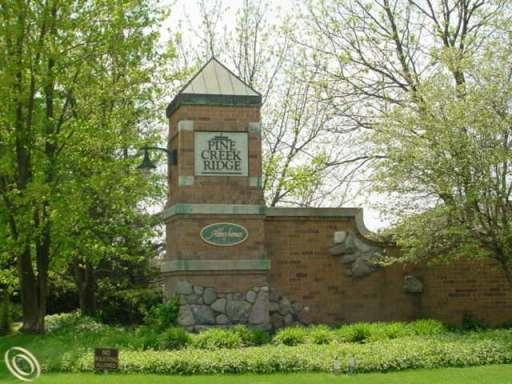 Lot 33 - Pinemont Hamburg Township, MI 48116 by Mitch Harris Building Co, Inc $100,000