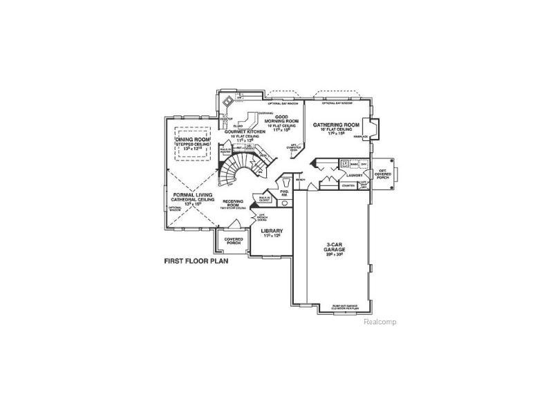 1119 Hunter Ct,  Milford, MI 48381 by Re/Max Classic $549,000