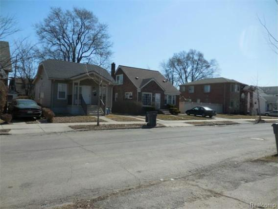 7527 Mead St,  Dearborn, MI 48126 by Century 21 Curran & Christie $12,900