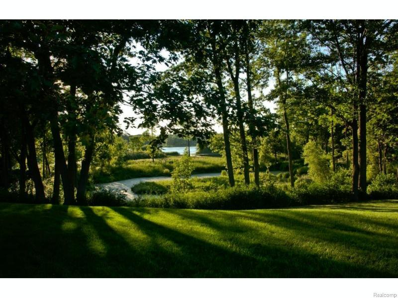 2670 Turtle Lake,  Bloomfield Hills, MI 48302 by Victor Properties, Inc $10,250,000