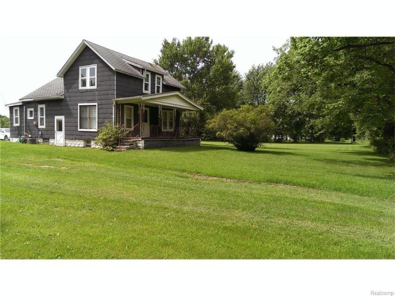 22440 MERRIMAN Road Huron Township, MI 48164 by Premiere Realty Group Llc $154,900