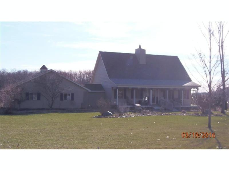 6580 Cedar Creek Rd,  North Branch, MI 48461 by Coldwell Banker Professionals $200,000