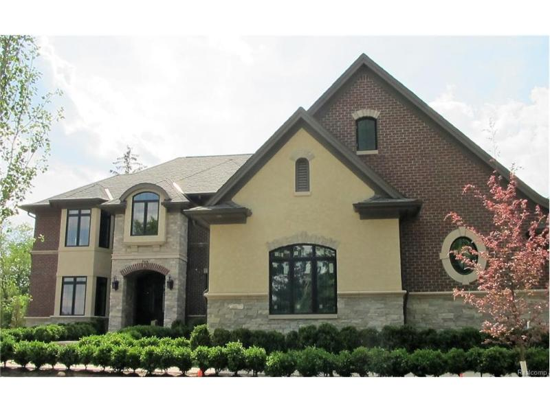 9525 Hickory Ridge Ln,  Northville, MI 48167 by Remerica Integrity Ii $1,790,000