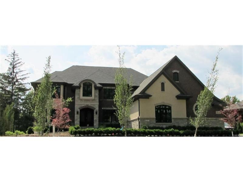 9351 Hickory Ridge Ln,  Northville, MI 48167 by Remerica Integrity Ii $1,650,000