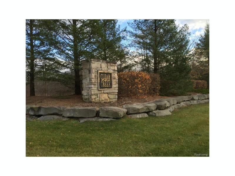 1611 Glacial Court Rochester Hills, MI 48306 by Arterra Realty Michigan Llc $619,400