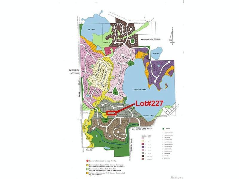 5976 BARCLAY Genoa, MI 48116 by Arbor Bay Realty Llc $154,900