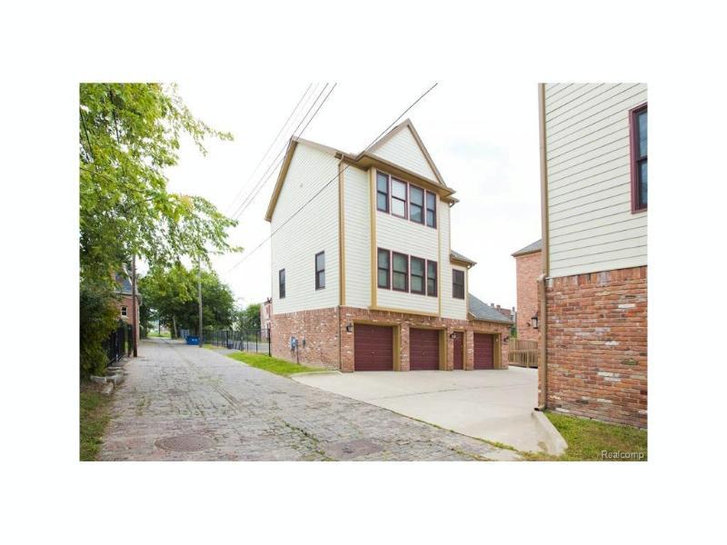 104 Edmund St,  Detroit, MI 48201 by The Loft Warehouse $3,300,000