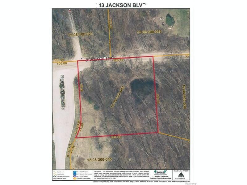 043 Jackson Blvd,  White Lake, MI 48304 by Wilhelm & Assoc Inc, Realtor® $39,900